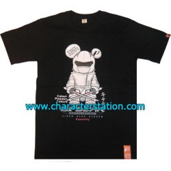 T-shirt Storm Bear Shadow
