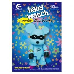 Qee Bleu 20 cm par Baby Watch
