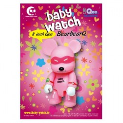 Qee Pink (20 cm) by Baby Watch