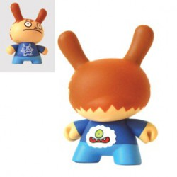 Dunny série 2 Zoltan by David Horvath