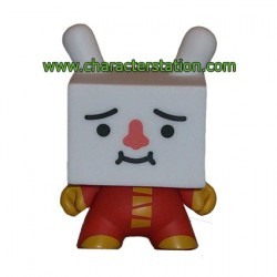 Dunny 2009 Tofu by Devilrobots