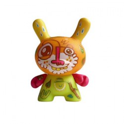 Dunny English : Jon Burgerman