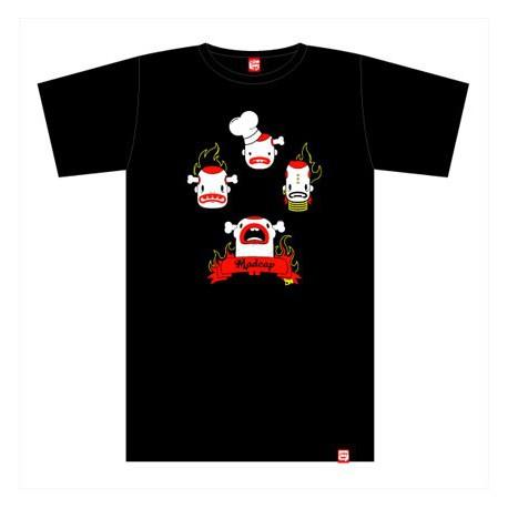 T-Shirt Madcap : DGPH (M)