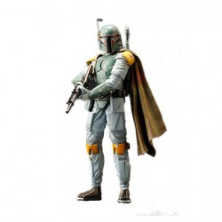 Star Wars The Empire Strikes Back - Boba Fett Art FX +