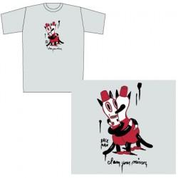 T-Shirt Femme Gary Baseman : I Am Your Mirror (M)