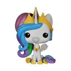 POP TV: My Little Pony Celestia