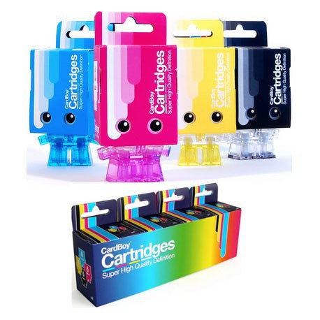 Cardboy Cartridges Set