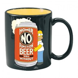 Simpsons Mug Homer No Function
