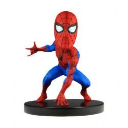 Marvel Classic Spider-Man Head Knocker Extreme