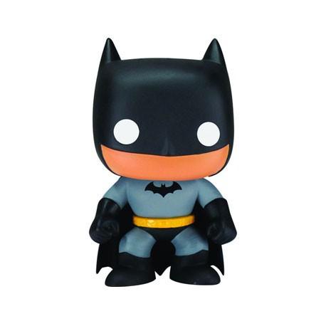 POP Heroes Vinyl: BLACK Batman