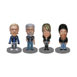 Sons Of Anarchy: Mini Wacky Wobbler Set