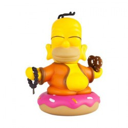 Simpsons Homer Buddha Limited Edition