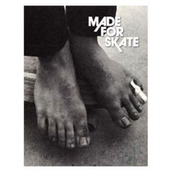 Made for skate :The illustrated history of skateboard footwear