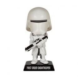Star Wars Episode VII - Le Réveil de la Force Snowtrooper Wacky Wobbler