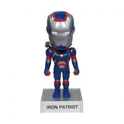Iron Man 3 - Iron Patriot Wacky Wobbler bobble Head