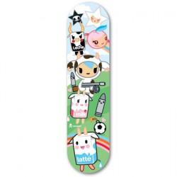 Skate Tokidoki : Moofia