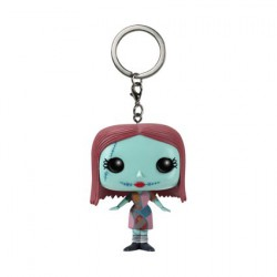 Pop Pocket Porte Clé Disney Sally NBX