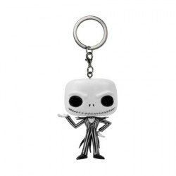 Pop Pocket Porte Clé Jack Skellington NBX