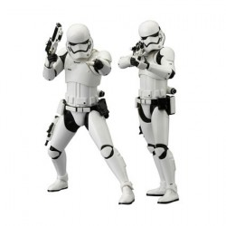 Precomande Star Wars Le Réveil de la Force First Order Stormtrooper ARTFX+ (2 pcs)