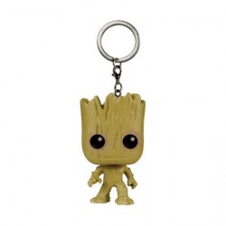 Pop Pocket Porte-clés Guardians of the Galaxy Groot