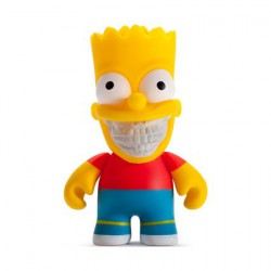 The Simpsons Bart Grin par Ron English