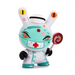 Dunny The 13 Nurse Casket Chase by Brandt Peters