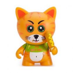 Tricky Cats Greedy Tricky by Kidrobot