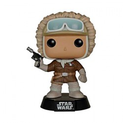 Pop Movies Star Wars Han Solo Hoth Outfit Limited Edition