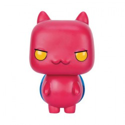 Pop Cartoon Bravest Warriors Commander Catbug
