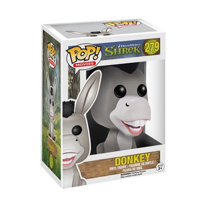 SHREK DONKEY FIGURINE Figurine, statuette neuf et occasion  Page 1  Achat et