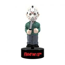 Friday the 13th Jason Solar Powered Body Knocker