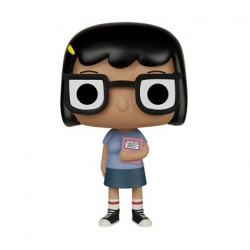Pop Animation Bob's Burgers Tina Belcher