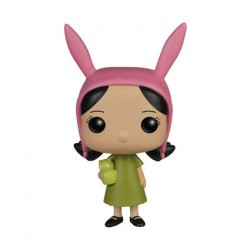 Pop Animation Bob's Burgers Louise Belcher