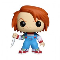 POP Movies: Child's Play Chucky Vinyl