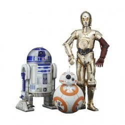 Kotobukiya Star Wars C-3PO & R2-D2 mit BB-8