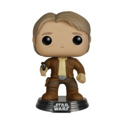 Pop Star Wars The Force Awakens Han Solo