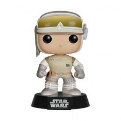 Pop Star Wars Hoth Luke Skywalker Vinyl