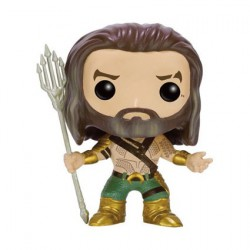 Pop DC Batman vs Superman - Aquaman