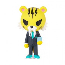Tokidoki Tiger Salaryman Vinyl Figure
