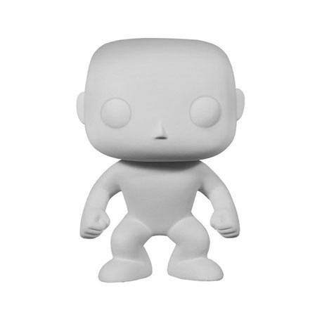 Toys Pop Custom Blank Male Diy Funko Funko Pop