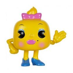 Pop Games Pac Man Ms Pac Man