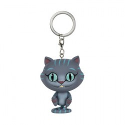 Pocket Pop Keychains Alice through the Looking Glass Chessur