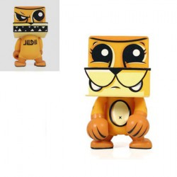 Restock Trexi Yellow Cat 4 faces by Joe Ledbetter