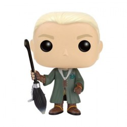 Pop Harry Potter Quidditch Draco Malfoy Limited Edition