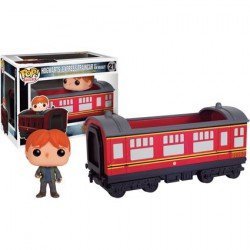 Pop Rides Harry Potter Hogwarts Express Engine