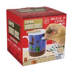 Super Mario Bros. Build A Level Mug