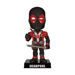 Marvel Deadpool X-Force Costume Wacky Wobbler limited edition