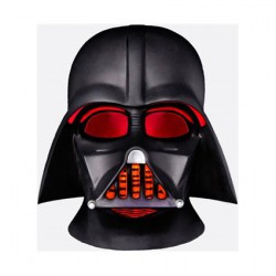 Star Wars Darth Vader 3D Mood Light Black Head Shaped Large