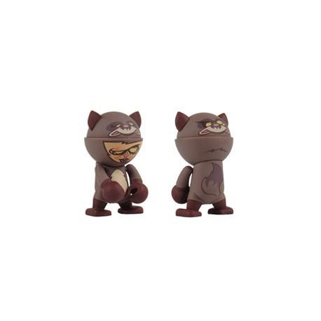 Trexi série 3 : Raccoon Boy