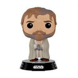 Pop! Movies Star Wars The Force Awakens Bearded Luke Skywalker